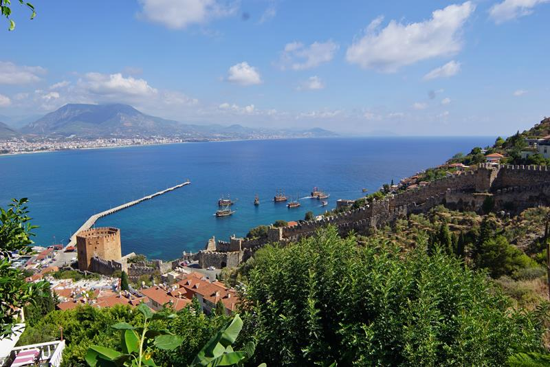 Tophane Gammelby Alanya Tyrkia