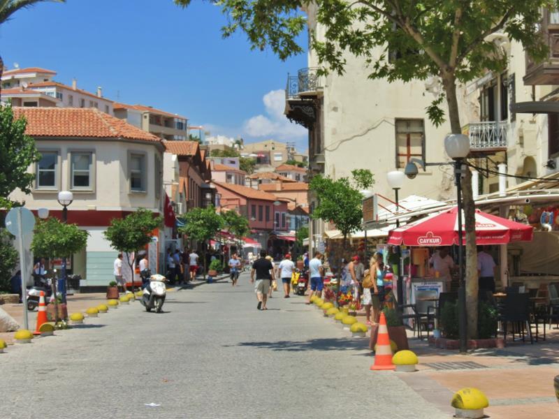 Cesme Izmir Tyrkia